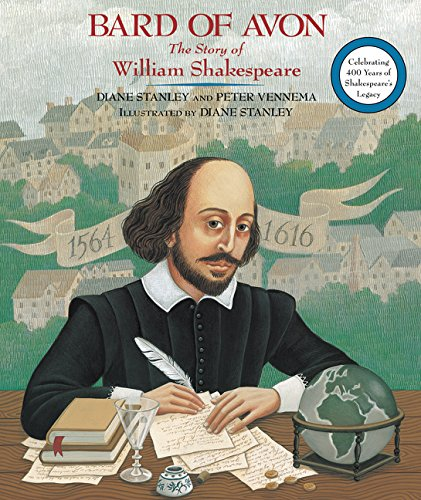 "Favorite Books about Shakespeare: ""Bard of Avon"""