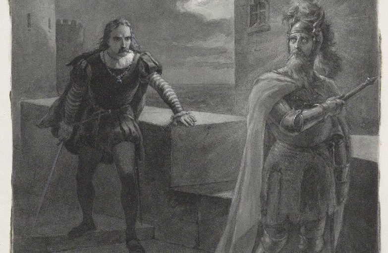 a description of the ghost in hamlet by shakespeare Get everything you need to know about the ghost in hamlet analysis, related quotes, timeline.