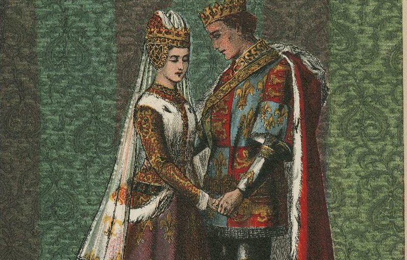 "An Historic Proposal: ""King Henry V"""